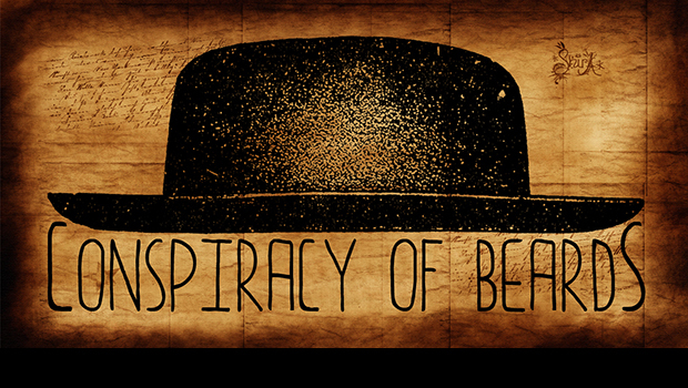 conspiracy of beards hat 620x350